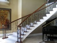Enhance Your Home with Stair Railings Styles | EVA Furniture
