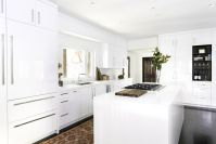 White Kitchen Cabinet Ideas for Vintage Kitchen Design ...