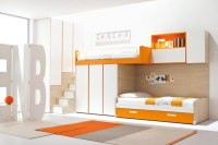 Colorful Modern Bunk Bed Designs Ideas