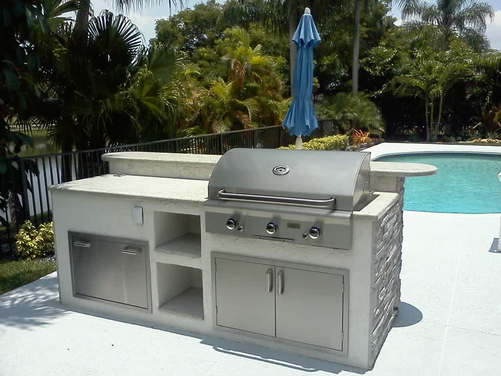 outdoor kitchen cabinets stainless steel composting waste grills island eva furniture