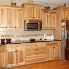 Rustic Hickory Kitchen Cabinets Lowes Counters 20 Design Ideas Eva Furniture Denver