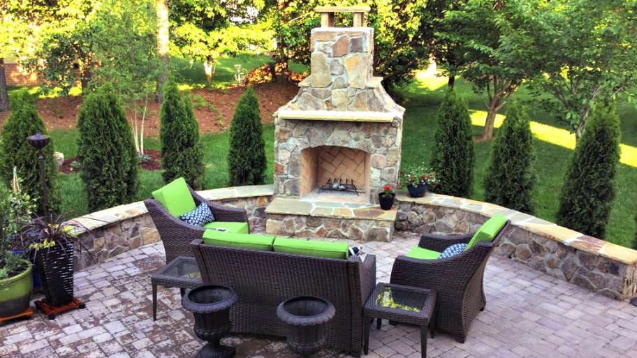 Outdoor Patio Furniture With Fire Pit