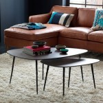Nesting Modular Coffee Tables from West Elm