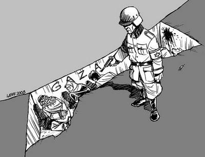 Στο έλεος της Αρείας -Ισραηλινής φυλής