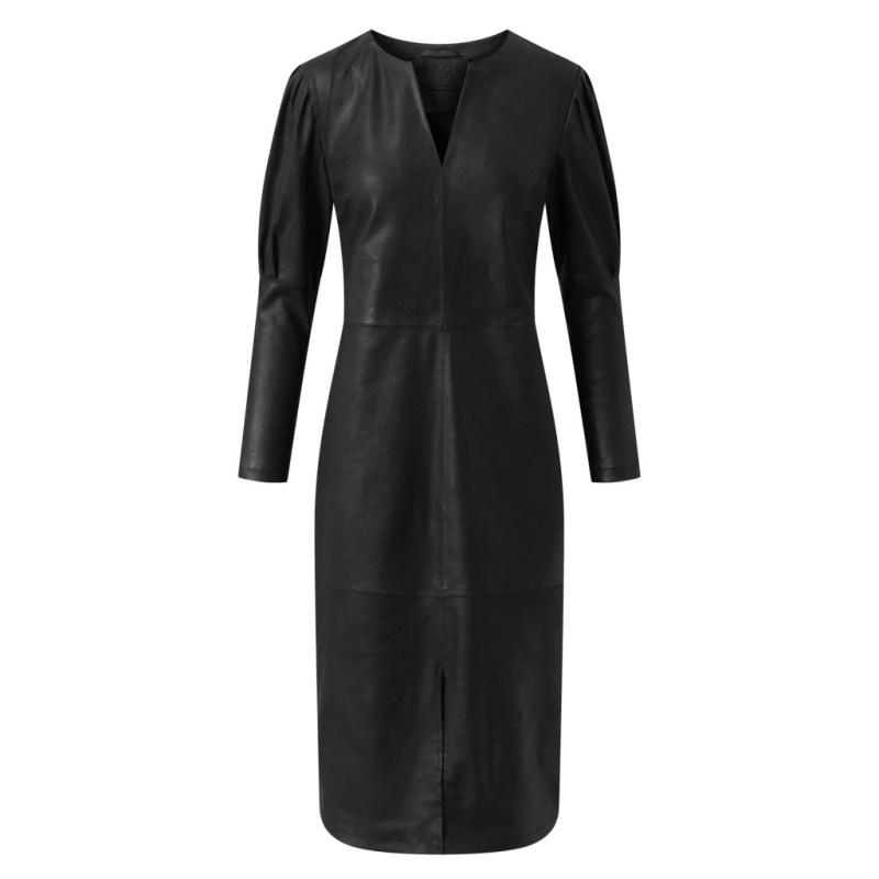tariff dress depeche black