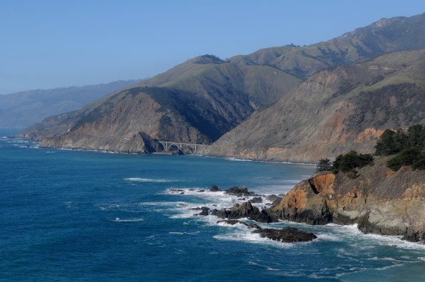 Bixby Bridge from afa