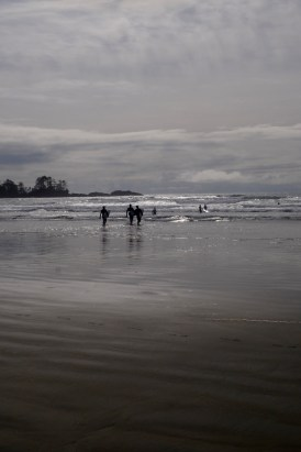 Chester man Beach