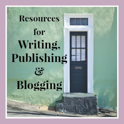 Writing & Blogging Resources