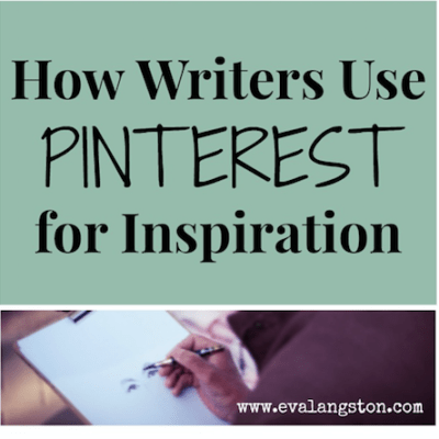 A Surprising Way Writers Use Pinterest