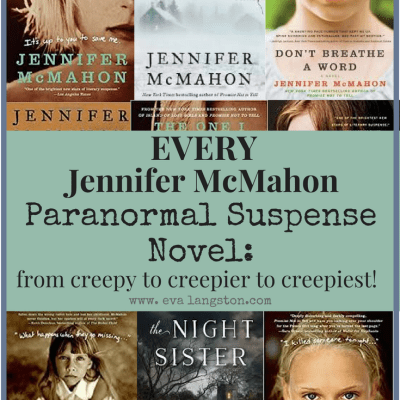 Every Jennifer McMahon Paranormal Suspense Novel:  RANKED