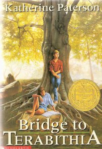 The Great Children's Literature Study: 5 Lessons Writers Can Learn from Bridge to Terabithia by Katherine Patterson