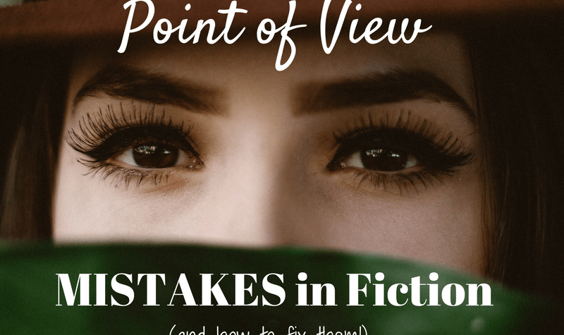Choosing the right point of view for your novel or short story is only half the battle. Make sure you're not making these tricky POV mistakes!