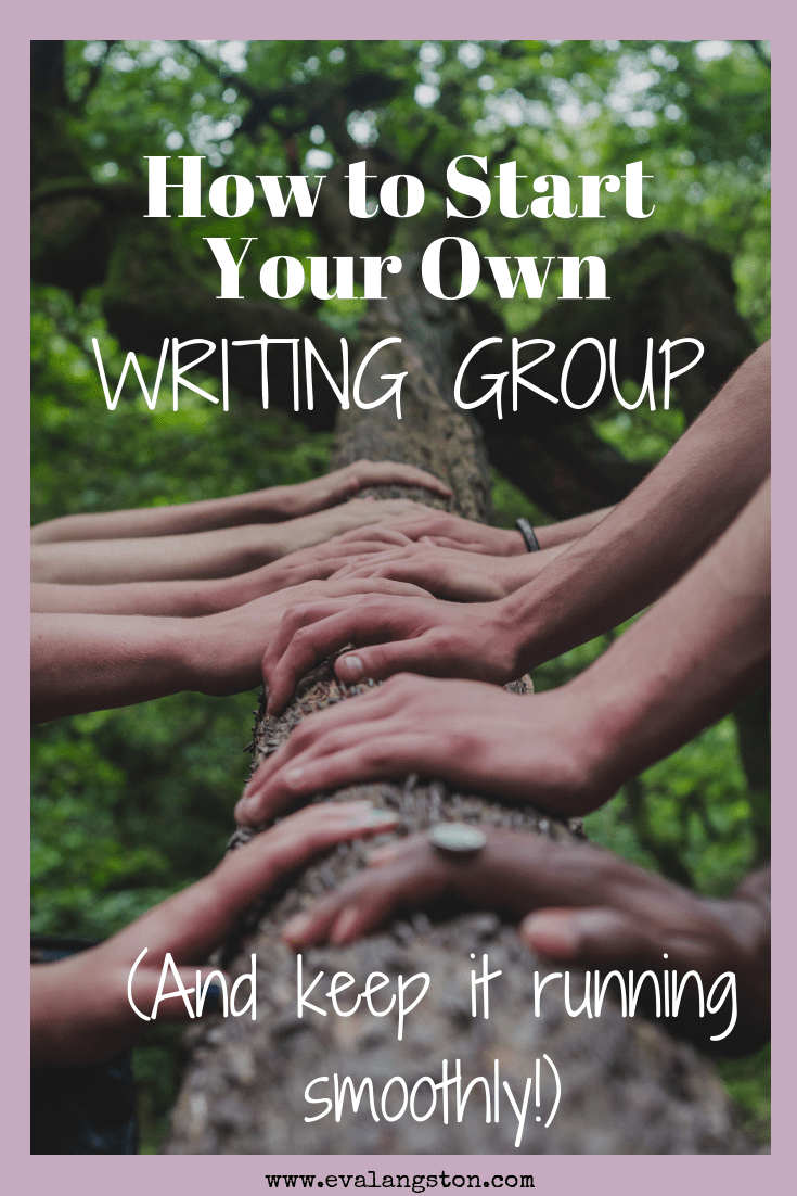 How to start your own writing group and keep it running smoothly