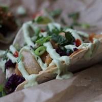 Blómkáls tacos