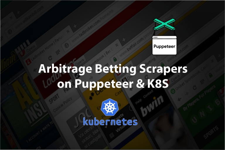 Arbitrage Betting Scrapers on Puppeteer