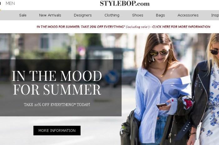 stylebop-購物