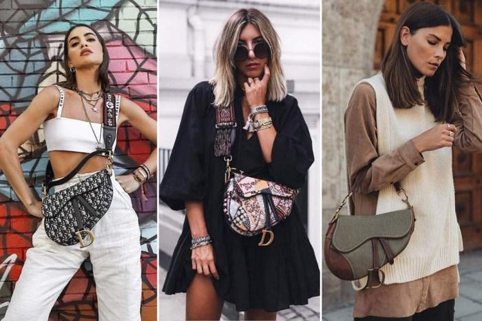 【Dior】唯一線上買得到Dior包包的網站,趕緊手刀購入馬鞍包!