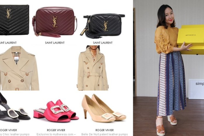 Mytheresa折扣2019推薦清單。CHLOE、Balenciaga、Givenchy、Jimmy Choo這些商品都可以折上七折唷!