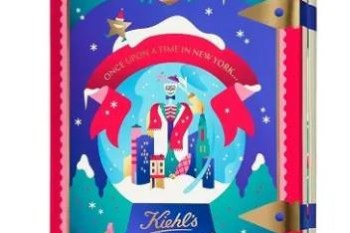 歐美聖誕倒數月曆必買品牌推薦 :Kiehl's/ Jo Malone/ Nars/ Dior / 歐舒丹/ Charlotte Tilbury/ Diptyque