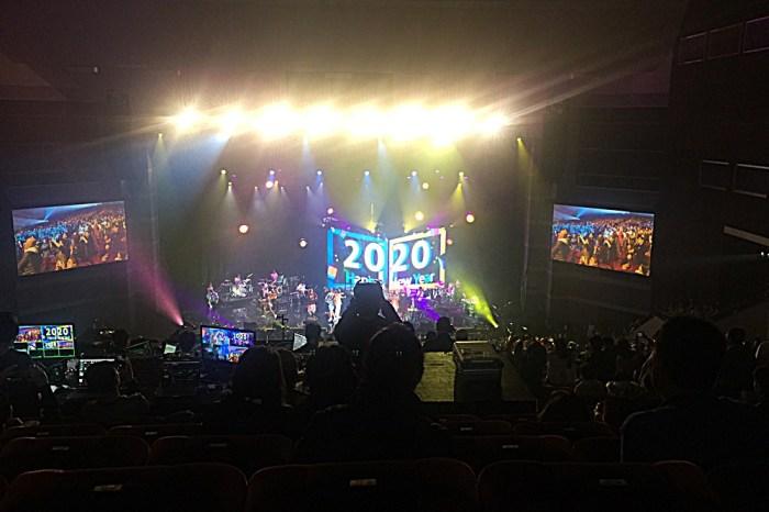 [VLOG] 文青的跨年活動,去聽陳昇演唱會