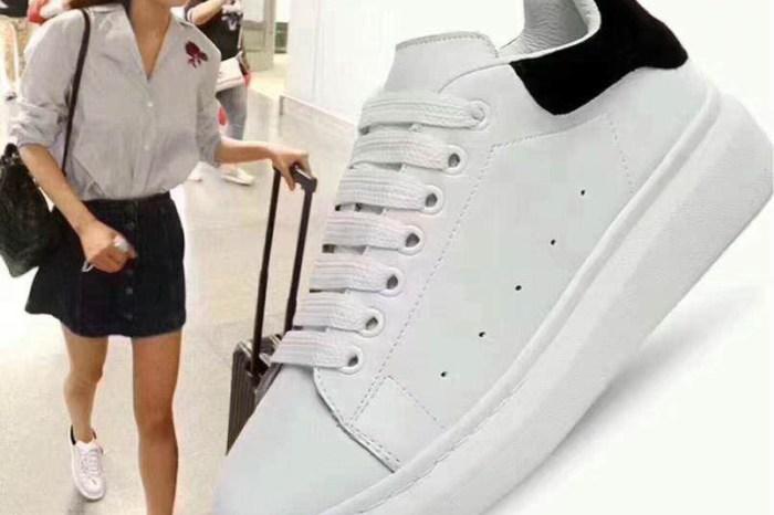 超好價尺寸全的ALEXANDER MCQUEEN麥坤鞋