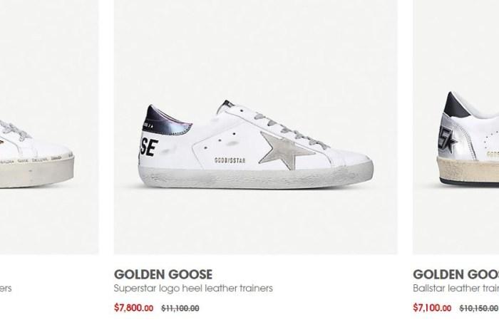 依娃歐美網購精品折扣:Selfridges美鞋折扣 /  YSL WOC 補貨 / Gucci 85折
