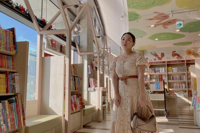 SHOPBOP ASTR  連衣裙+ Roger Vivier 白色涼鞋穿搭開箱分享,HARRODS