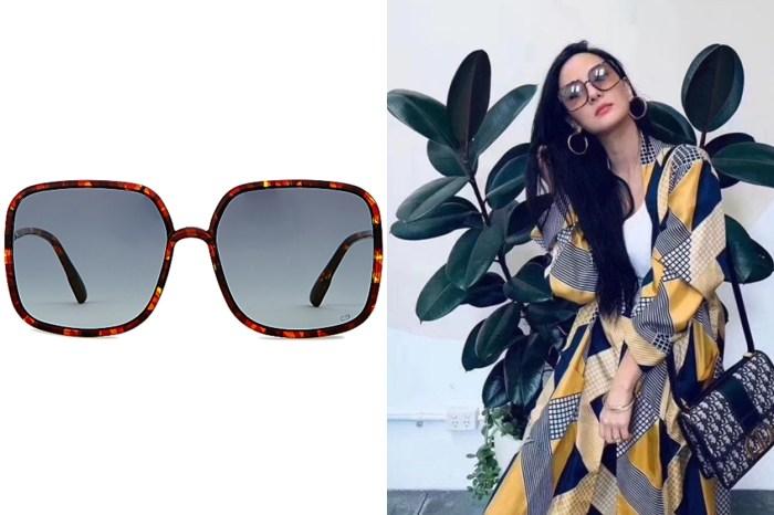 孫芸芸、許路兒同款Dior迪奧太陽眼鏡8折(不同鏡片顏色)/superdry MK 6折