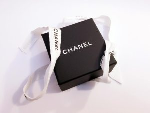 Chanel CC Earring Studs