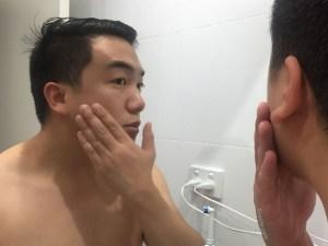 When he uses your La Mer like it's Nivea: Boyfriend skincare