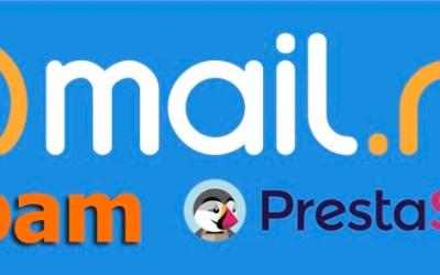 Spam @mail.ru: evita el spam en el formulario de contacto de prestashop