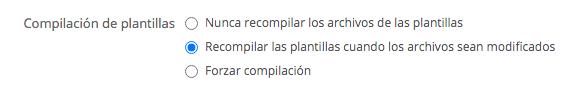 no recompilar plantilla si no hay cambios 1.6