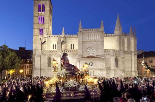 Semana Santa en Valladolid en la Antigua