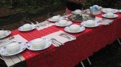 Goldilock's table