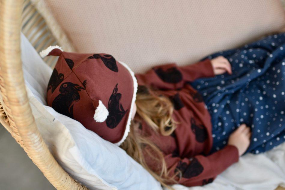 Bonnet fourré bébé et enfant