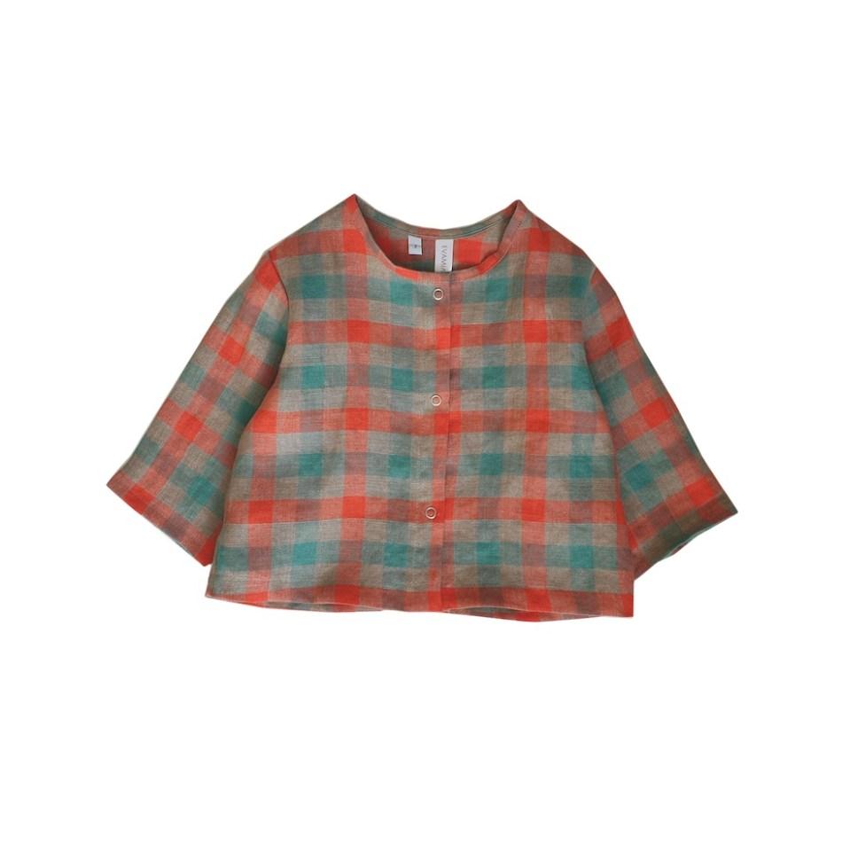 blouse-tara-lin-buffalo-cjeck-evamia