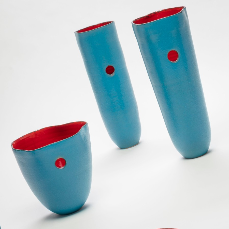 chache-pot ceramica Chakra