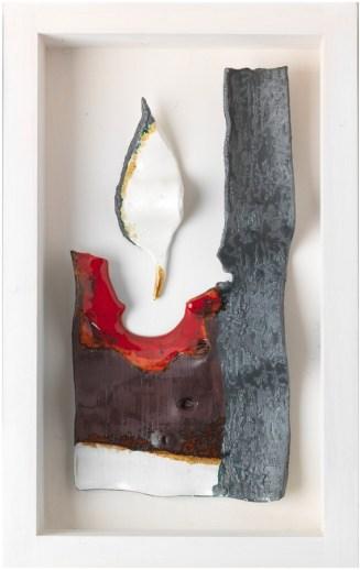 arte contemporanea ceramica IL MASSO DELLE FANCIULLE