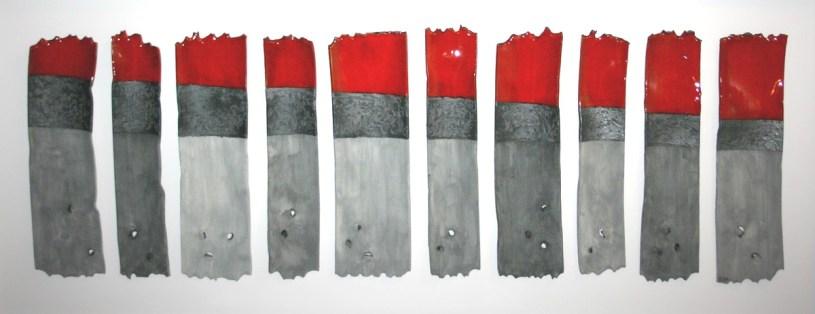 arte contemporanea ceramica ORIZZONTE