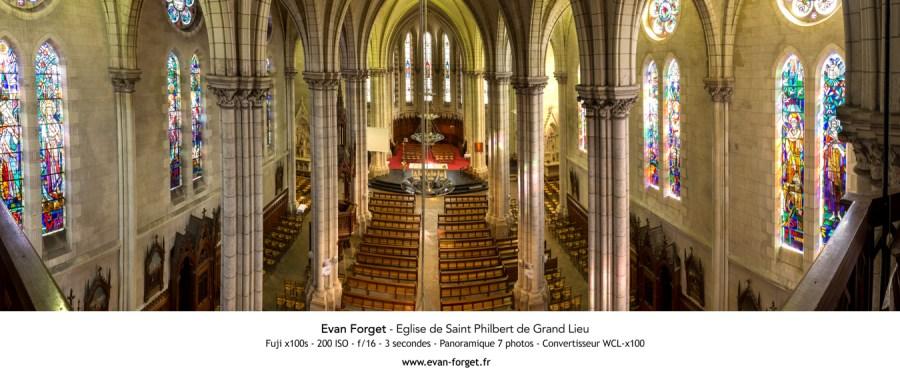 Eglise de Saint Philbert de Grand Lieu