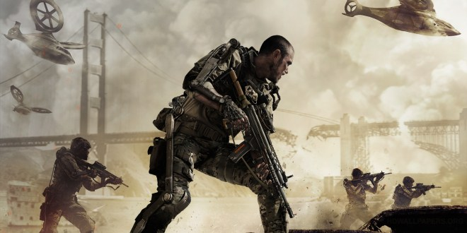 COD : Advanced Warfare – MBPr 15″