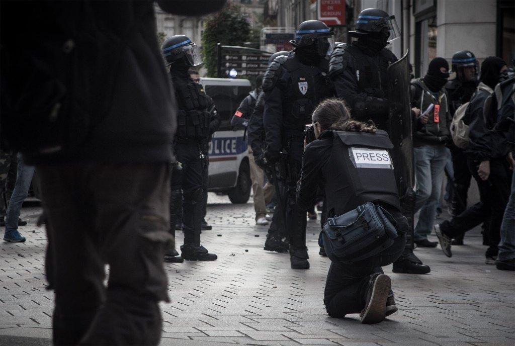 Nantes / Novembre 2014.