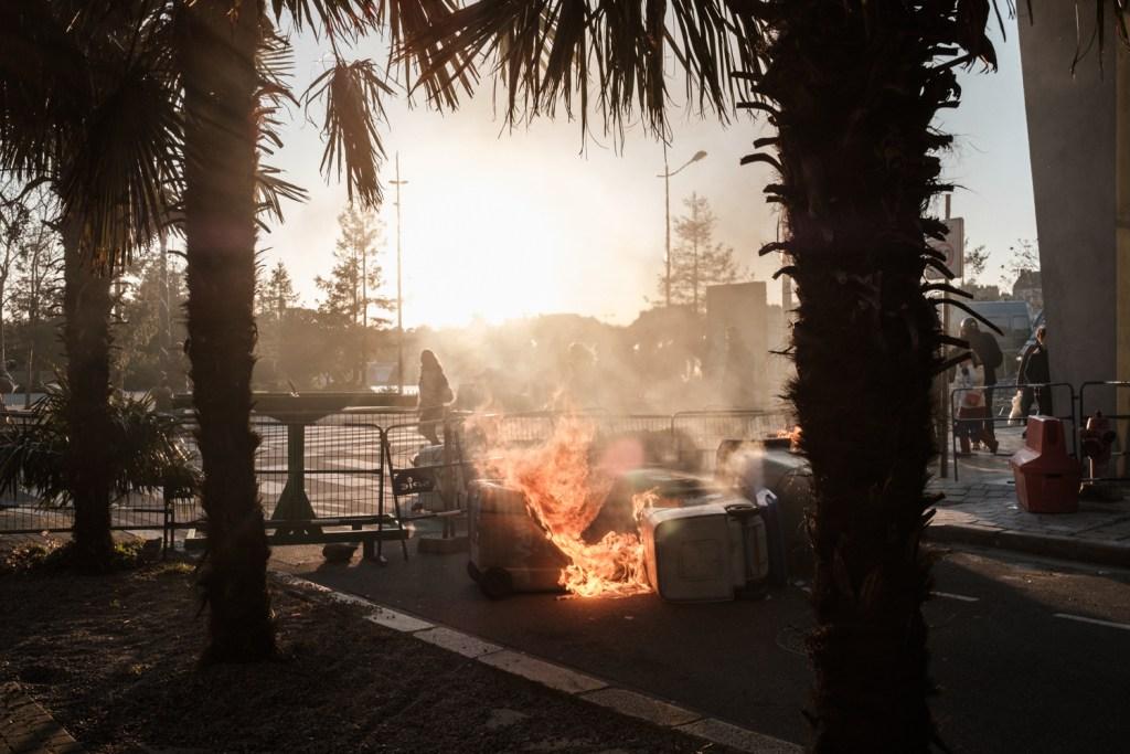 Evan Forget - Photographe sur Nantes / Émeutes de Nantes - 31 Mars 2016