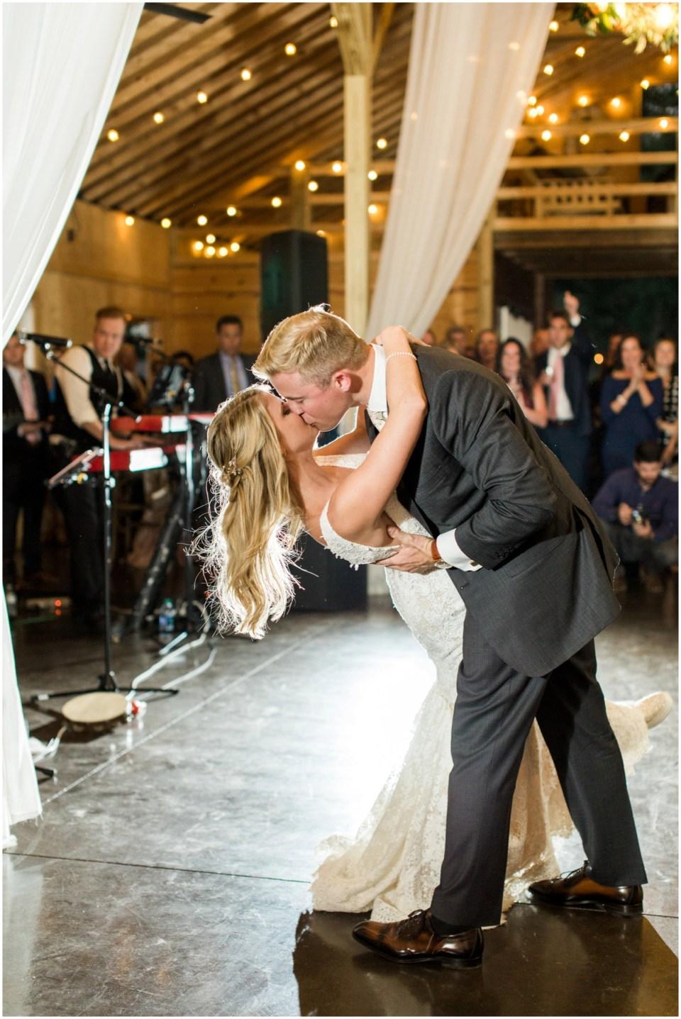 Corry House Wedding