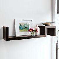 "DIY West Elm ""S"" Shelf"