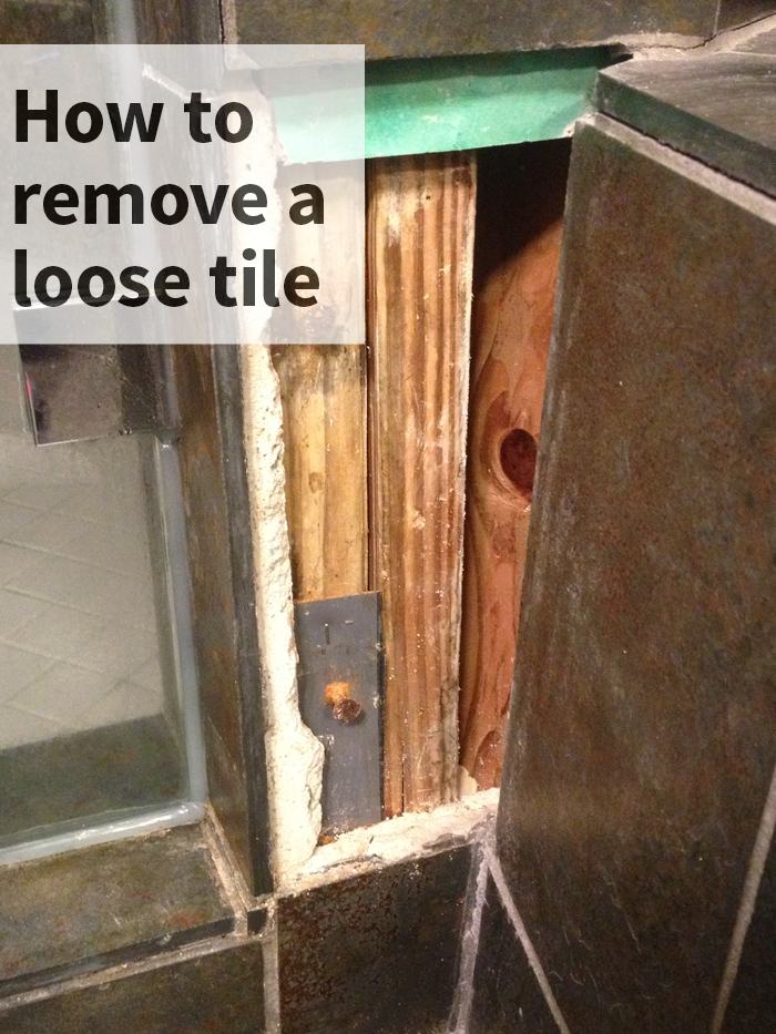 how-to-remove-a-loose-tile