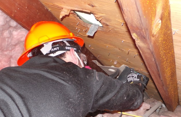 Attic Prep Part 6- Vent Chutes (6/6)