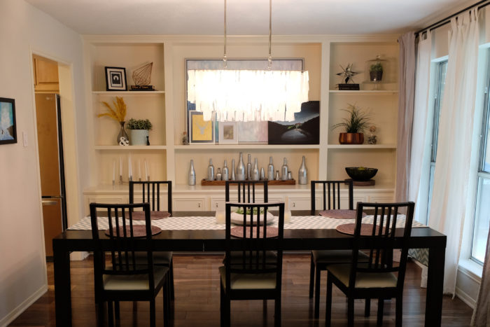 Diy Butcher Block Dining Table Evan Katelyn Home Diy Tutorials