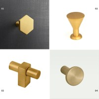 Knobs, pulls, and dressers, oh my!