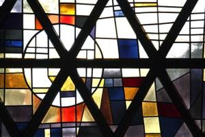 Kirchenfenster hinten